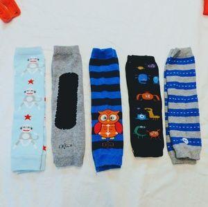 Lot of Babylegs, leg/arm warmers bundle!